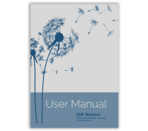 ESM Webtool User Manual